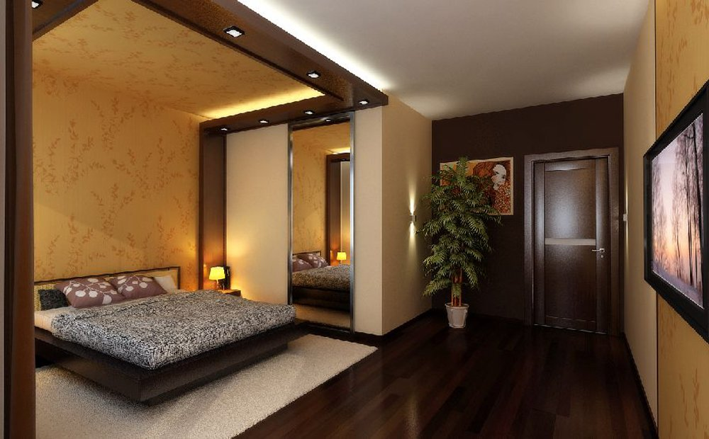 Ремонты квартир дизайны спальня.